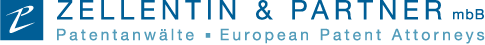 Patentanwälte • European Patent Attorneys – Zellentin & Partner